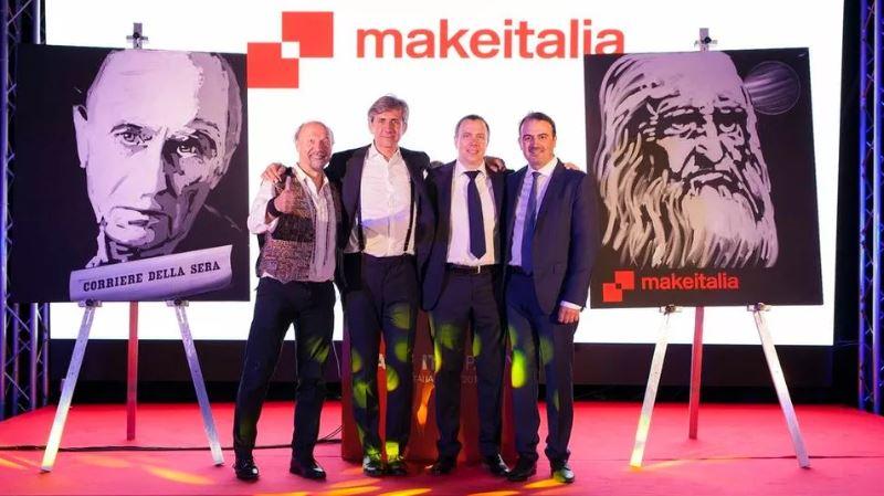 Gazzetta di Modena – Makeitalia a quota 8,7 milioni con 39 nuove assunzioni